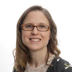 head and shoulders image of Rachel